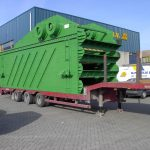 vibrating screen with 4 decks