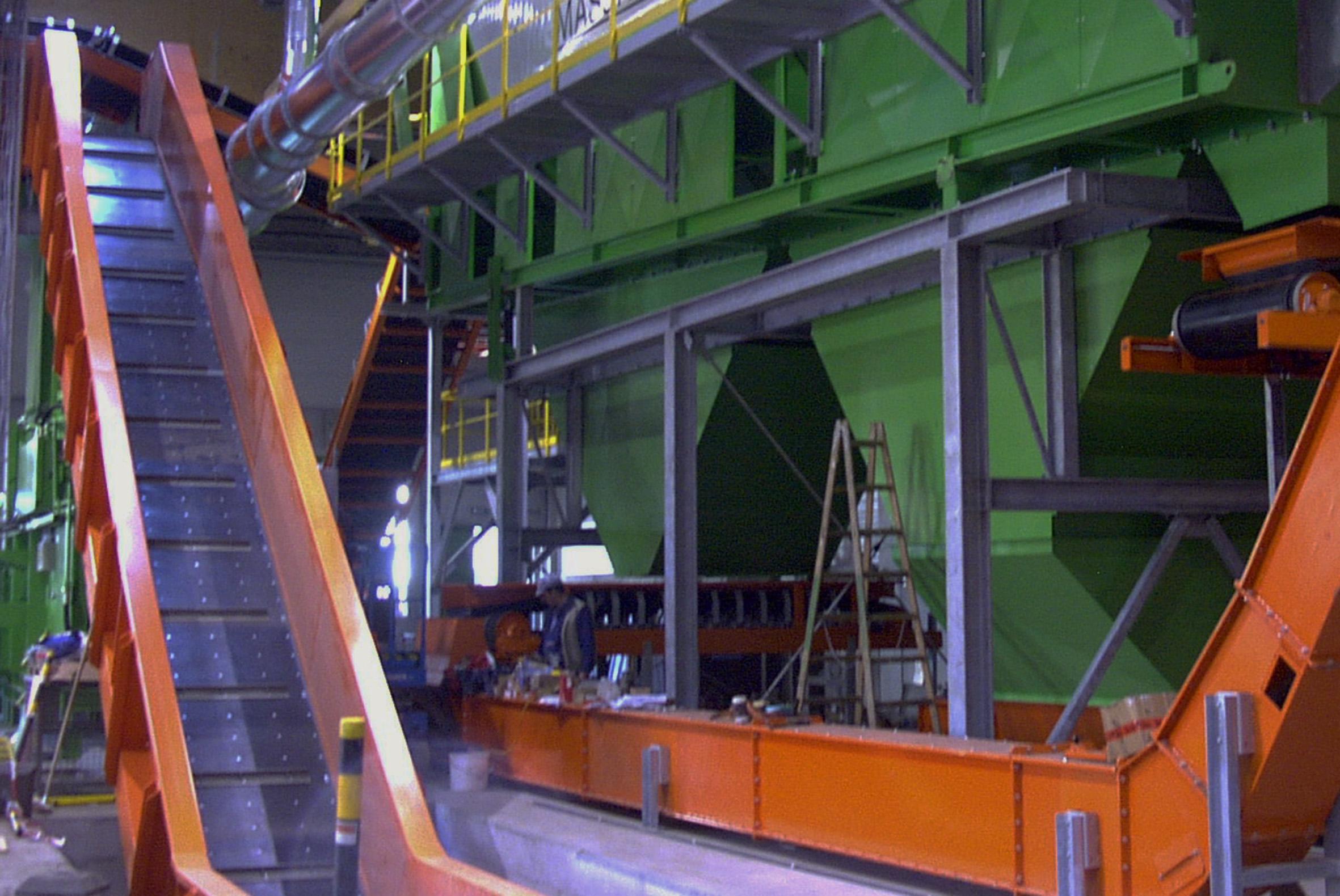 chain belt conveyors