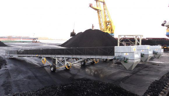 mobile loaders coal industry