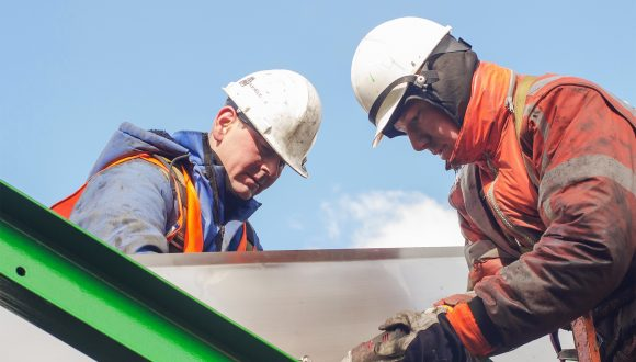 reparatie en onderhoud van installaties