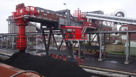 ship loader coal