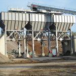 bunker truck loading