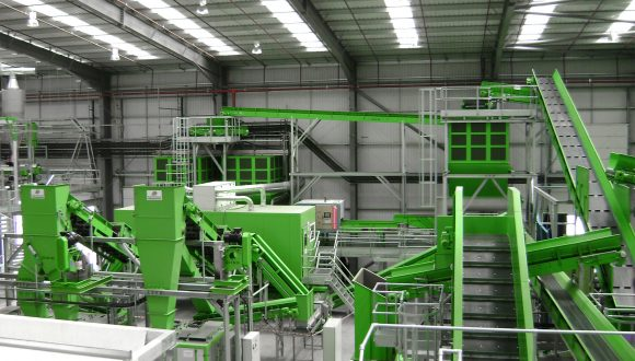 bottle recycling turnkey solutions