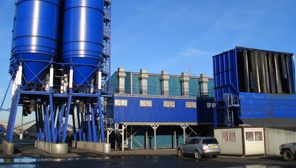 coal drying facility