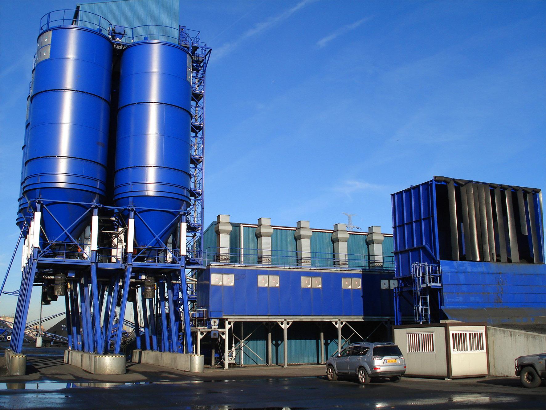 Coal Drying plant