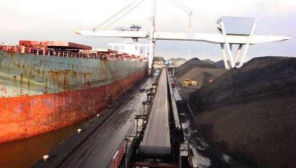 transportband systemen voor steenkool
