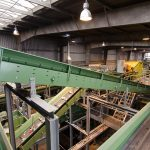 commingled waste recycling equipment