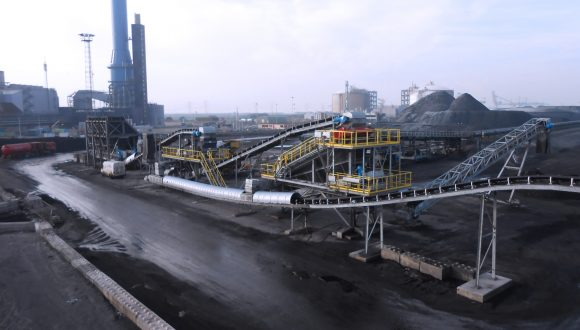 crushing system mineral processing
