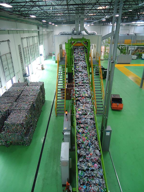 Plastic Waste Recycling Installations N M Heilig B V
