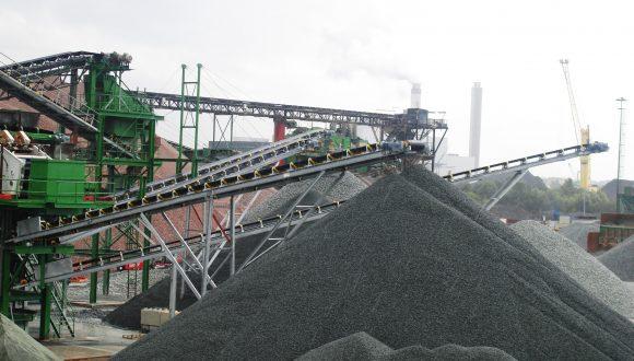 granite handling equipment