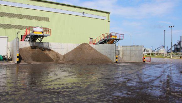 incinerator bottom ash machinery
