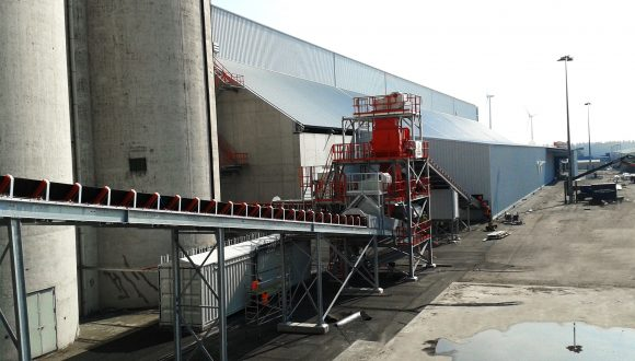 minerals processing turnkey installation provider