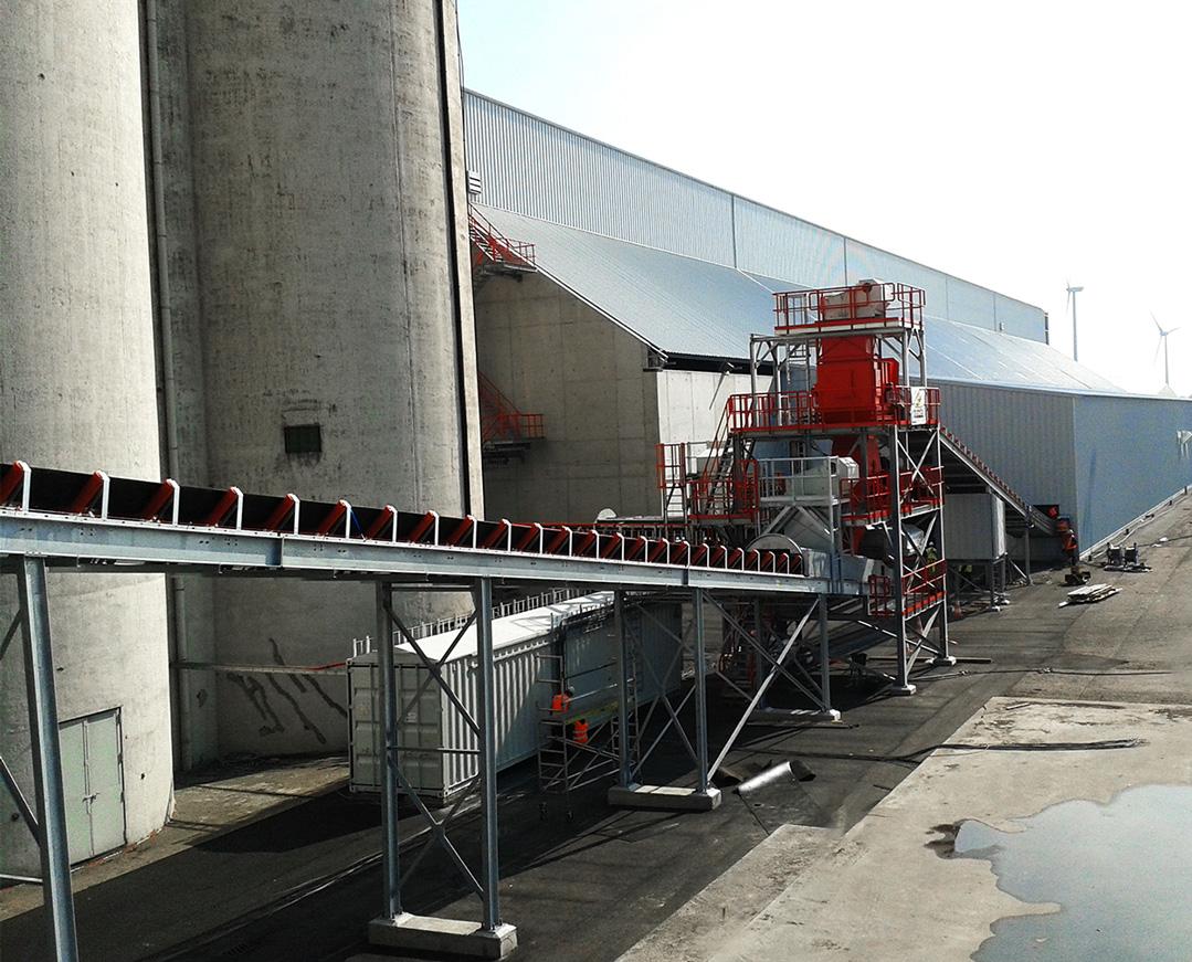 minerals processing turnkey installation provider