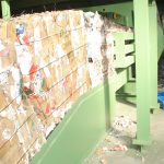 paper and cardboard recycling equipment