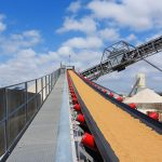 Équipement industriel sable et graviers