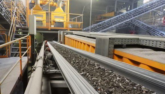 separating non-ferrous metals