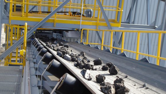 blast furnace slag conveyor