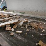 Déchets de construction et de démolition