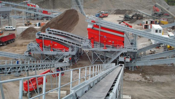 furnace slag sorting systems