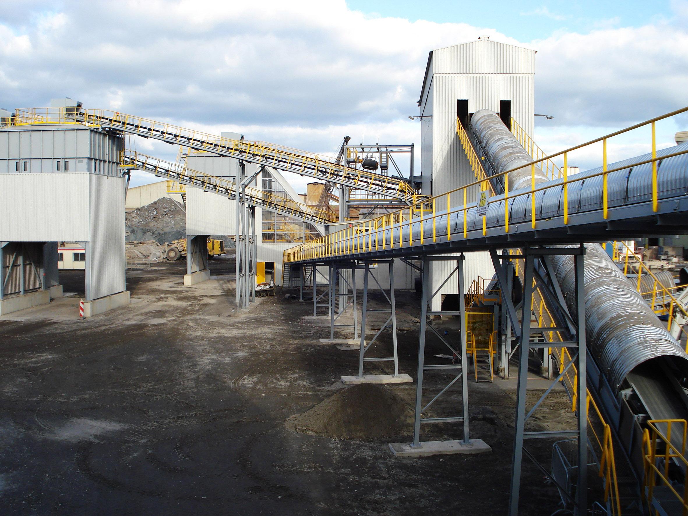 Blast furnace converter slag handling