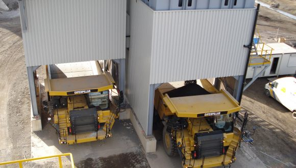 truck loader systems