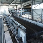 conveyor bottom ash recycling