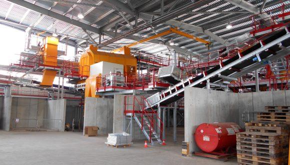 IBA processing plant NM Heilig