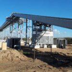 Unique sand depot installation at Geertjesgolf