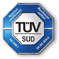 Logo TuV certificaat AnthaPOL
